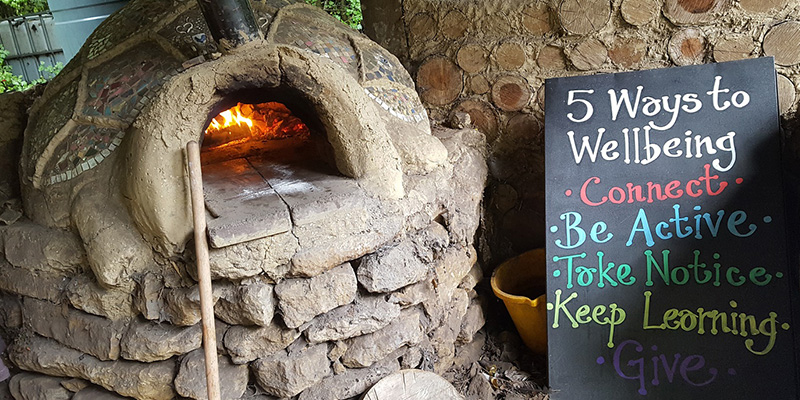 Do you fancy making your own wood fired pizza?