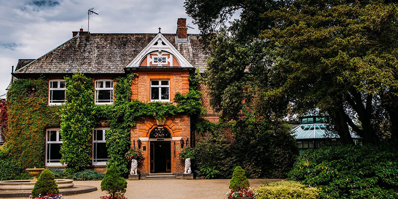 Fancy staying in a manor house for a night?