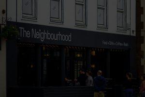 Location of yorks cafe Leamington spa
