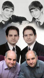 The Oliver twins. Image courtesy gamesindustry.biz.